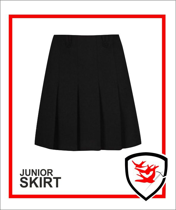 Junior Skirt - Black
