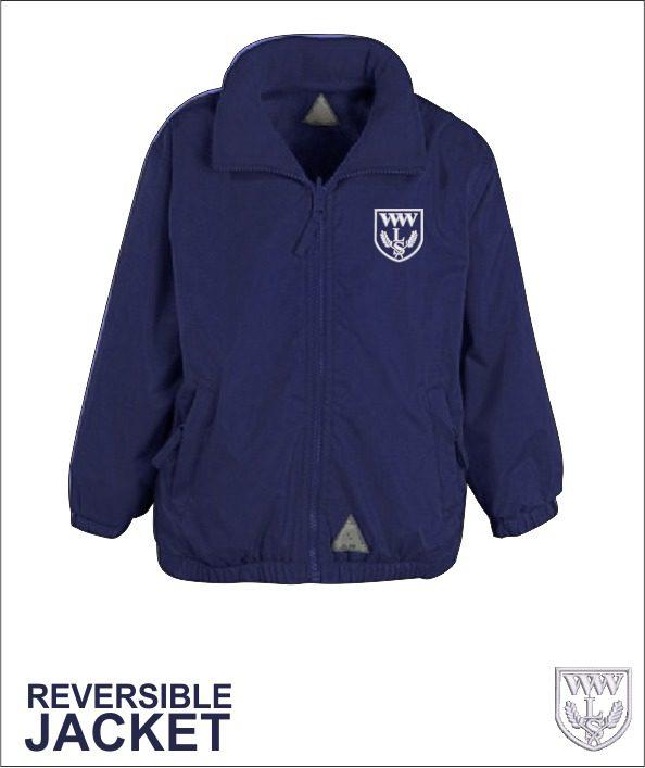 Reversible Jacket Navy