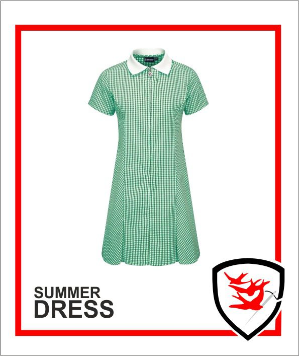 Summer Dress - Green