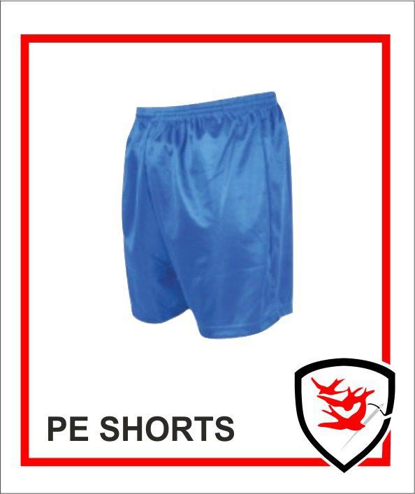 PE Shorts - Royal