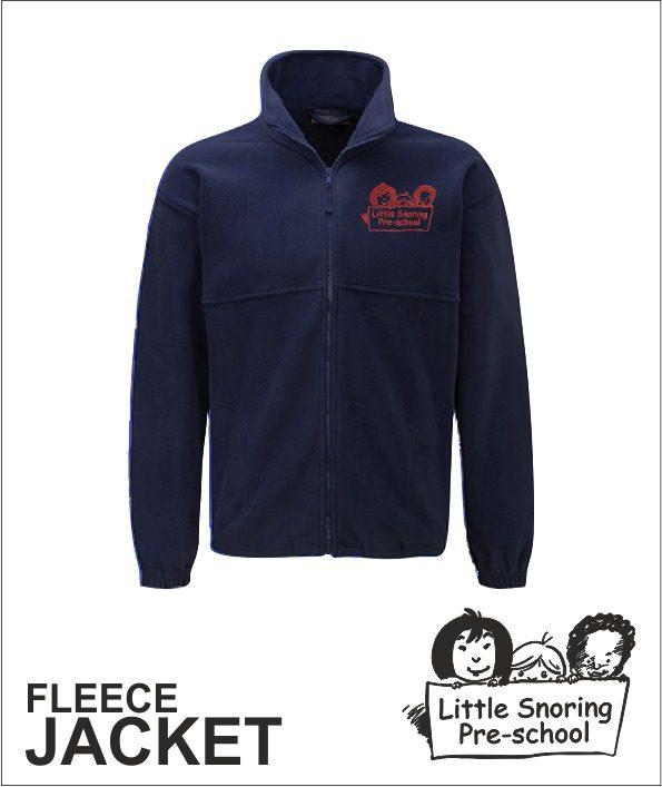 Staff Fleece Jacket
