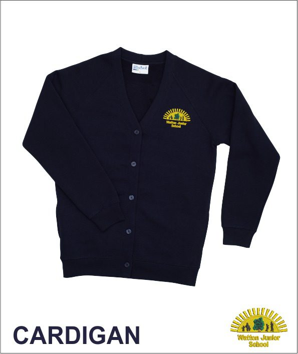 Watton Junior Cardigan