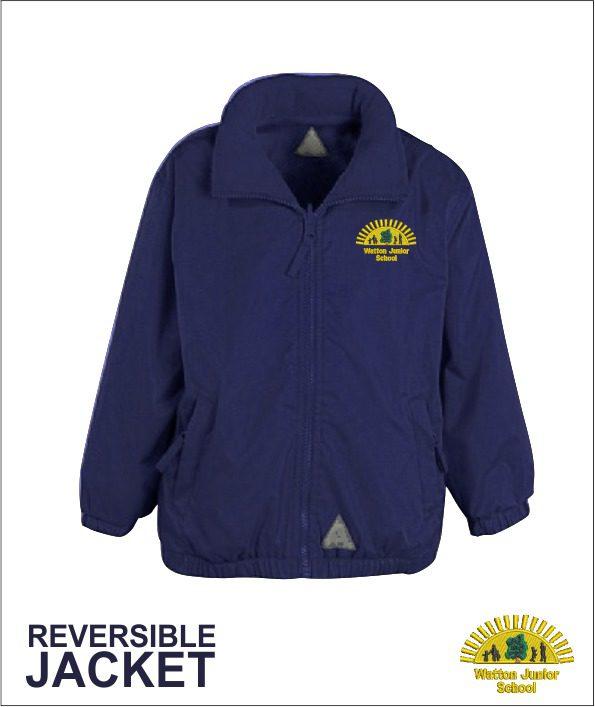 Watton Junior Reversible Jacket