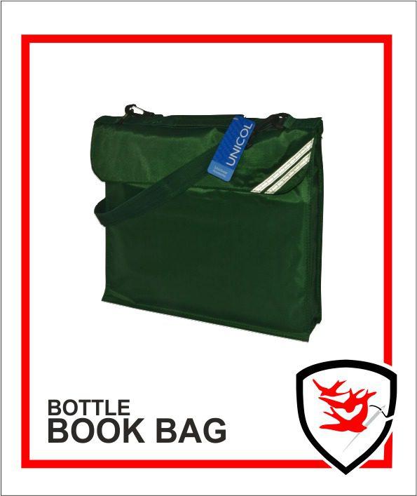 Expandable Book Bag Bottle