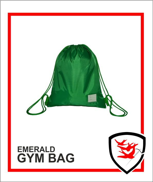 Gym Bag Emerald