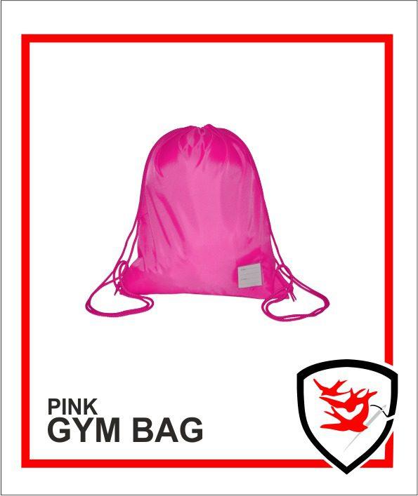 Gym Bag Pink