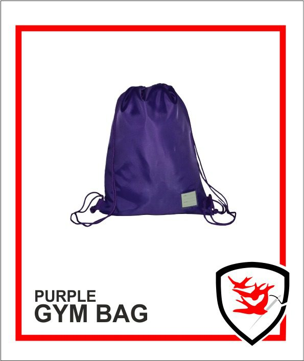 Gym Bag Purple