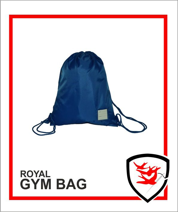 Gym Bag Royal