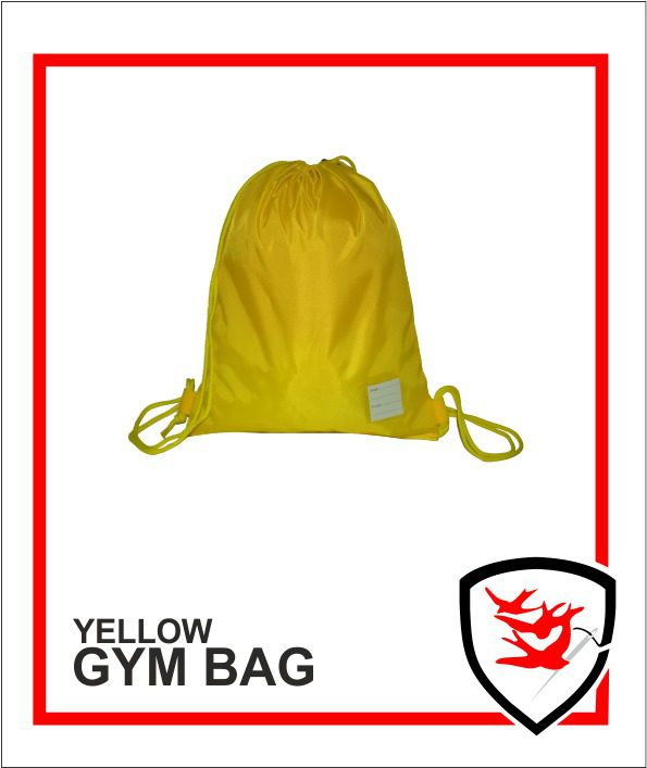 Gym Bag Yellow