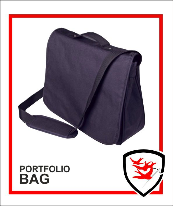 Portfolio Bag Navy