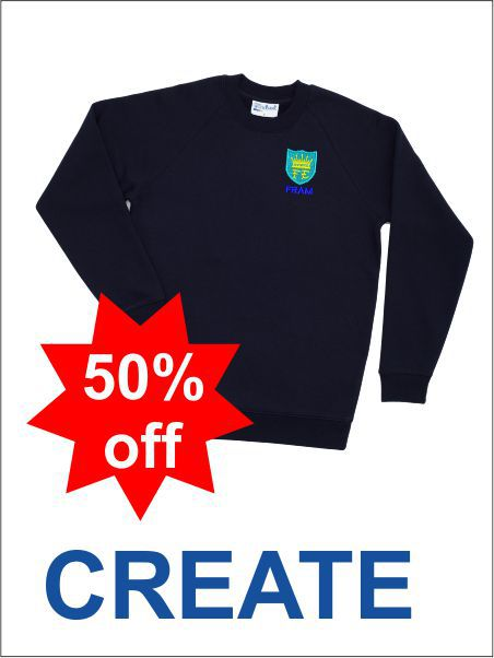 Create Sweatshirt