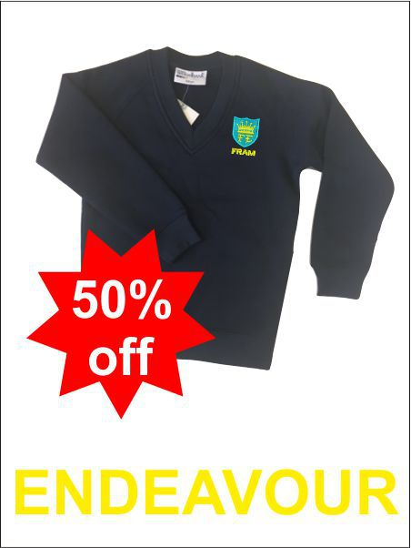Endeavour Jumper