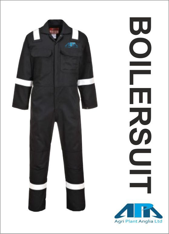 Black Boilersuit