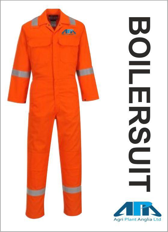 Orange Boilersuit