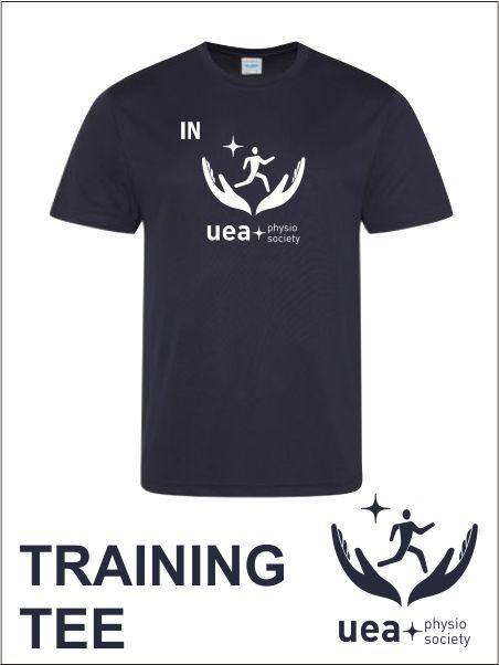 Navy Training Tee
