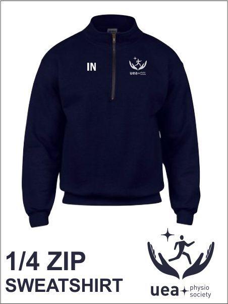 Q Zip Sweatshirt