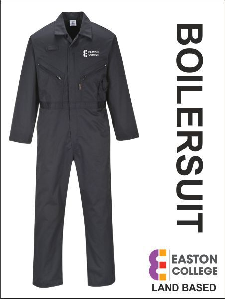 Boilersuit Front