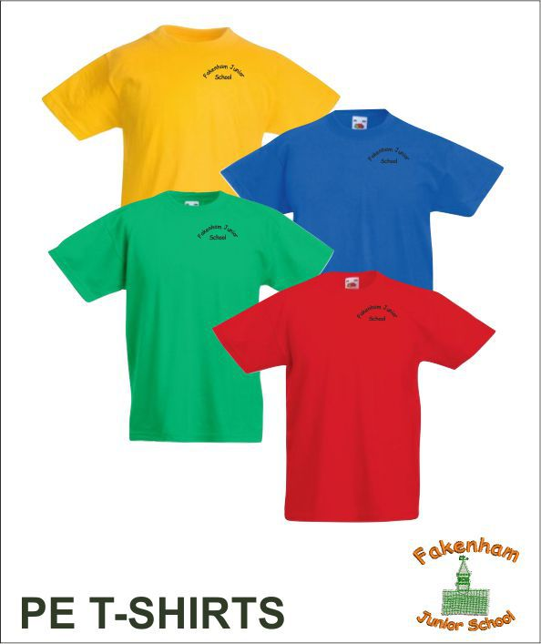 Fakenham Junior School Sports Tee