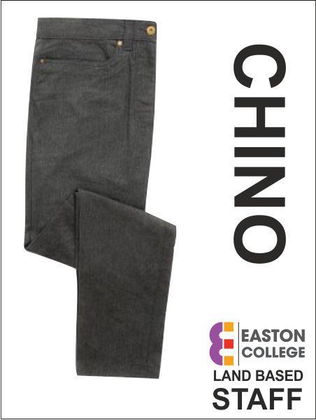 Mens Staff Chino