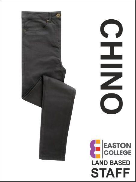 Womens Fit Chino