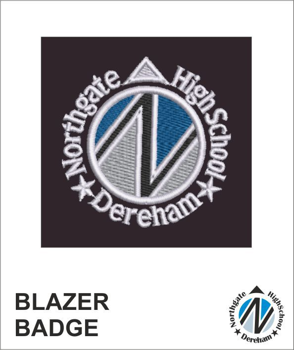 Blazer Badge