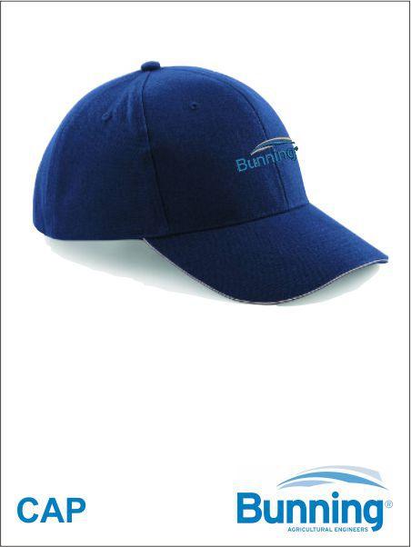 Navy Stone Cap