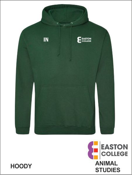 Hoody Bottle Green