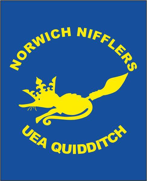 Uea Quidditch Logo