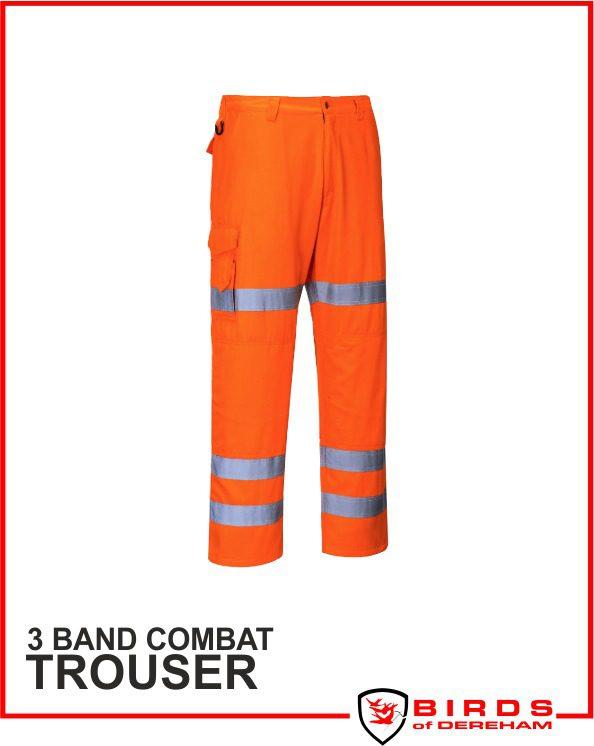 3 Band Combat Trouser