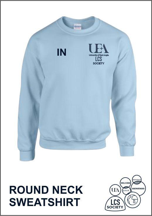 Sweatshirt Sky Front