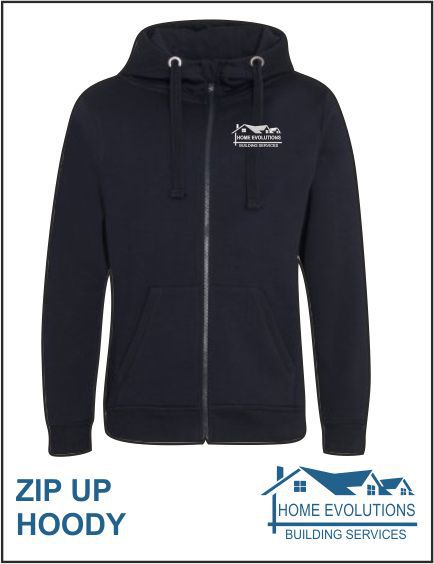 Zip Up Hoody