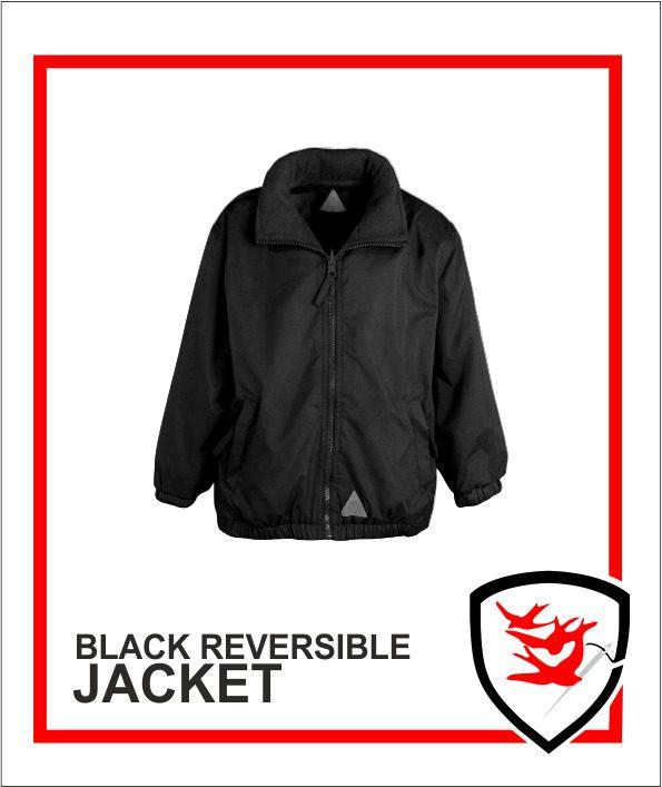 Reversible Black