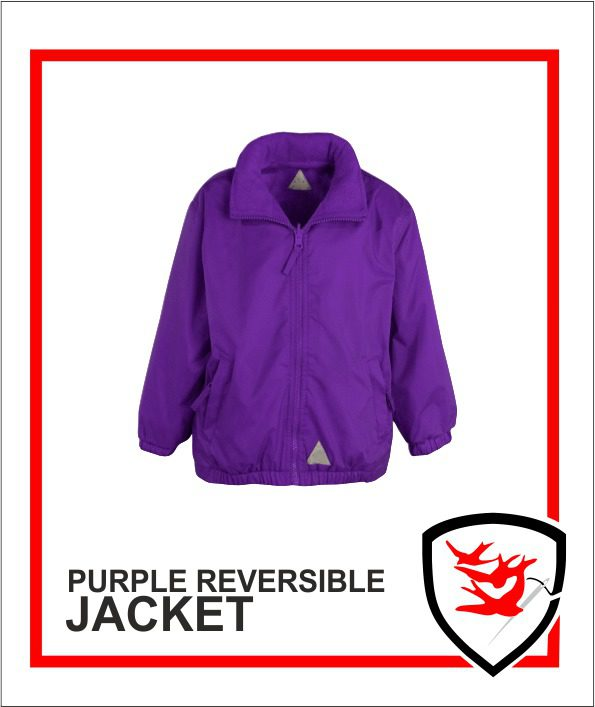Reversible Purple