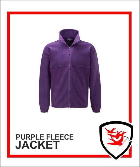 Fleece Purple