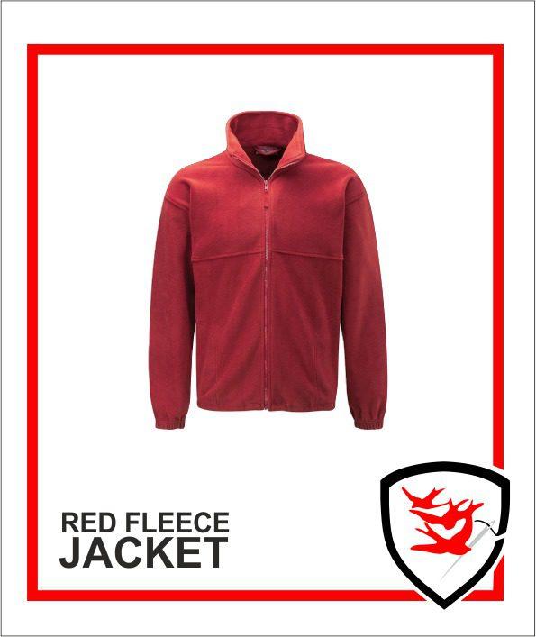 Fleece Red