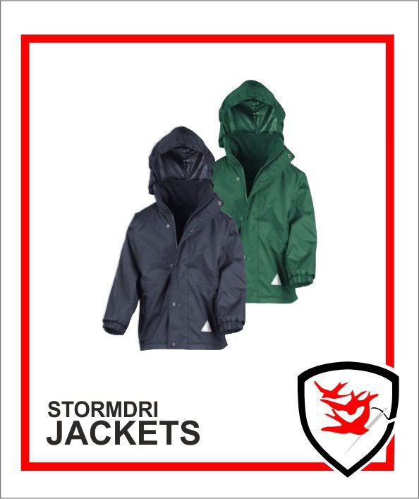 StormDri Jackets