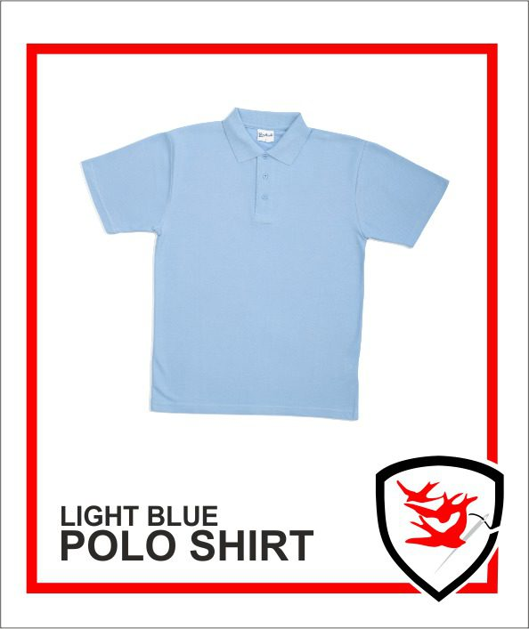 Polo Light Blue