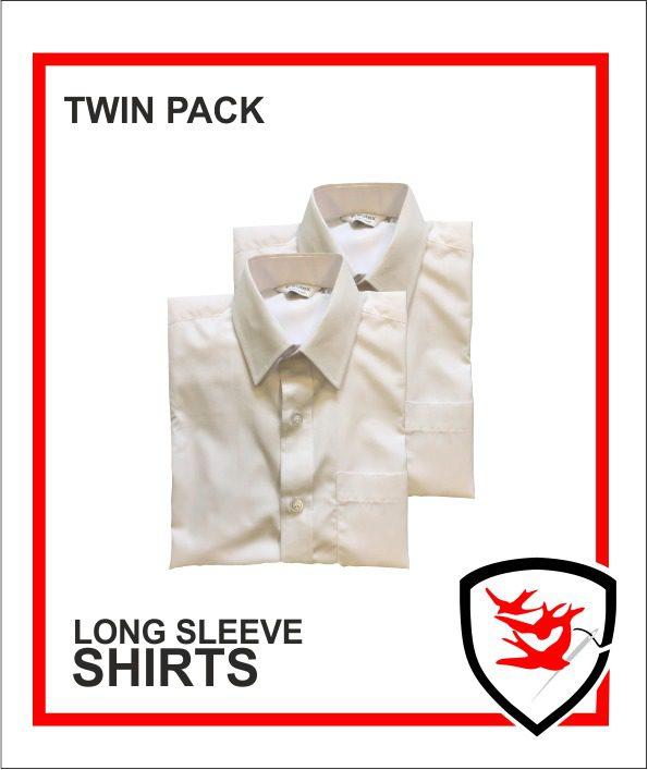 White Long Sleeve Shirts