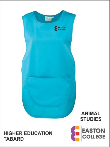 Higher Education Animal Science And Welfare Tabard