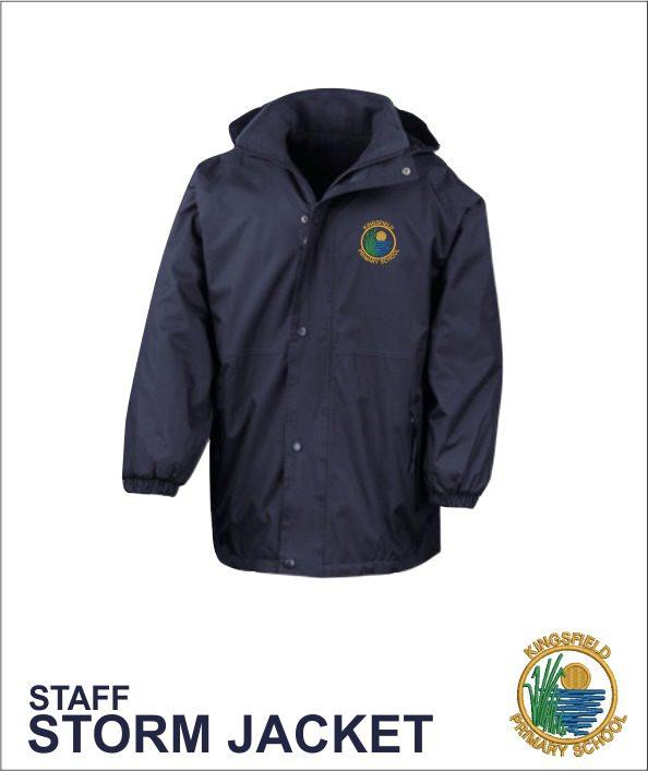 Staff Storm Coat