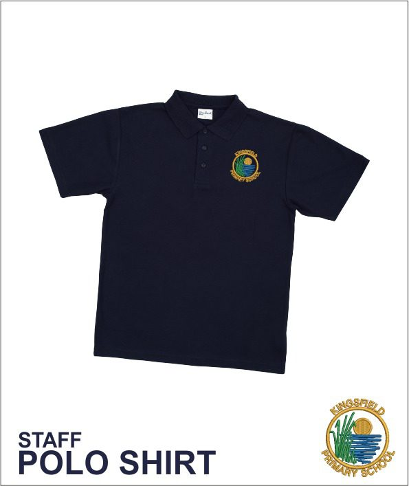 Staff Polo Navy