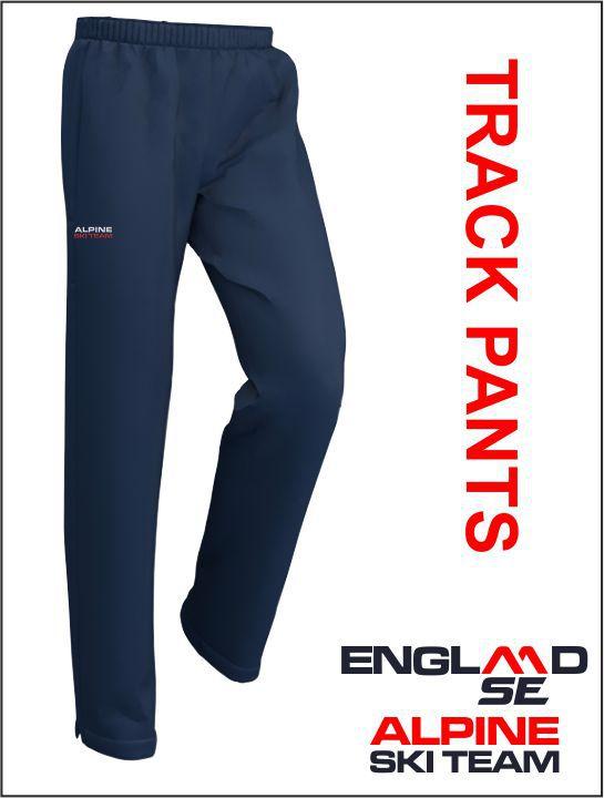 Track Pants Right Leg