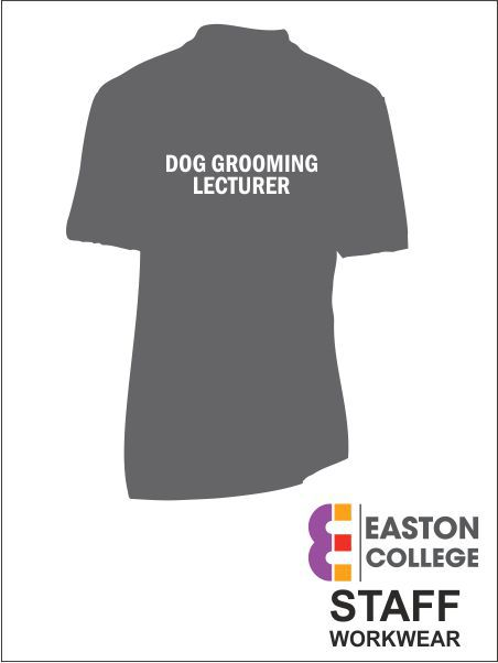 Dog Grooming Lecturer
