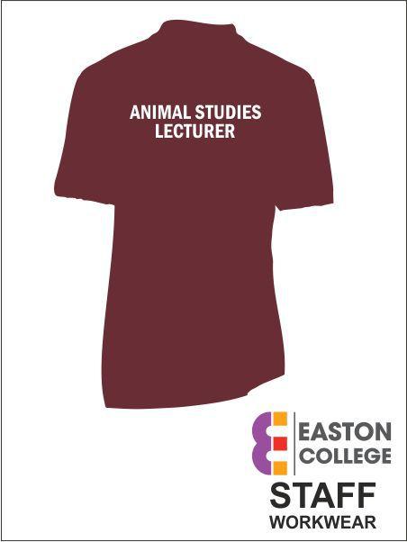 Animal Studies Polo Back