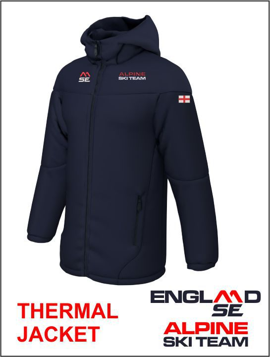 Thermal Jacket Front