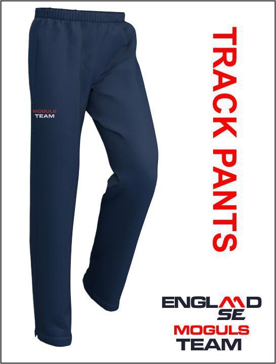 Track Pant Right Leg