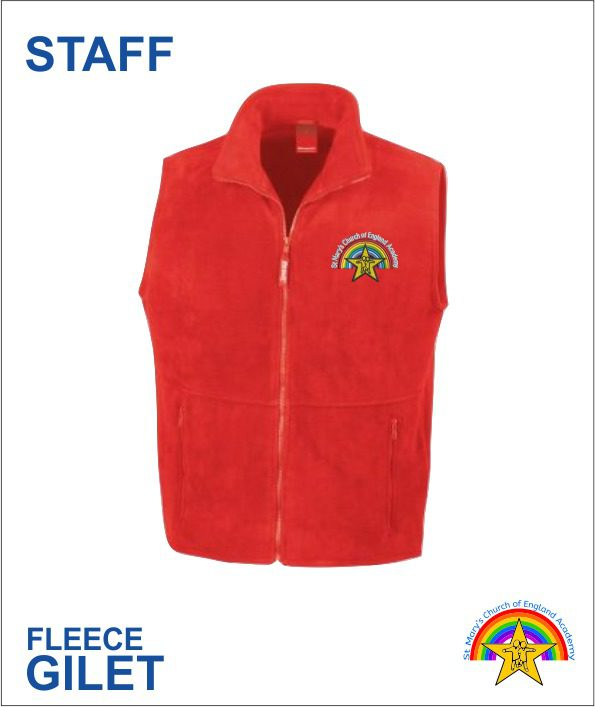 Staff Gilet