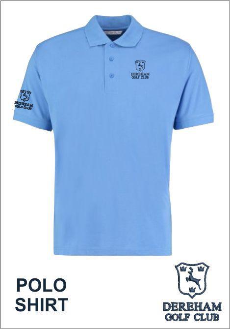 Polo Mid Blue