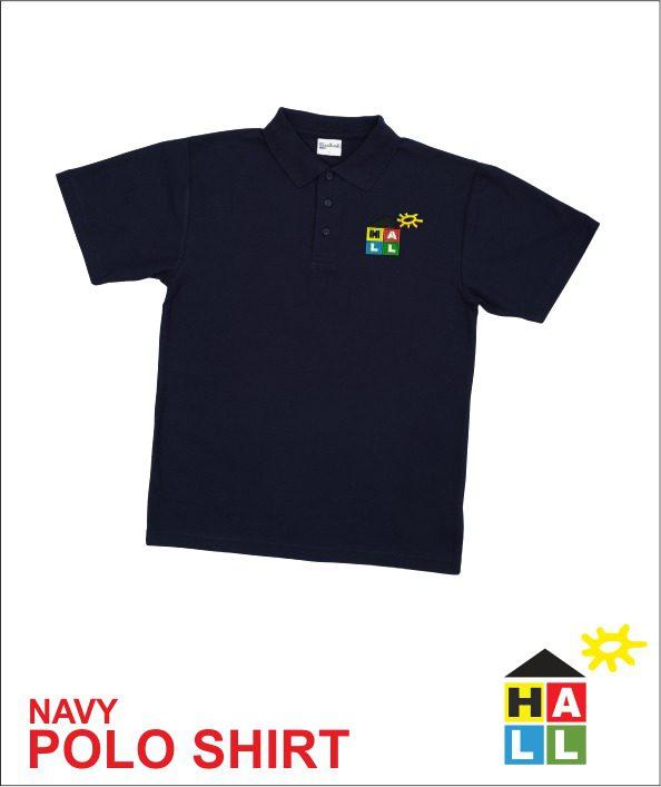 Polo - Navy