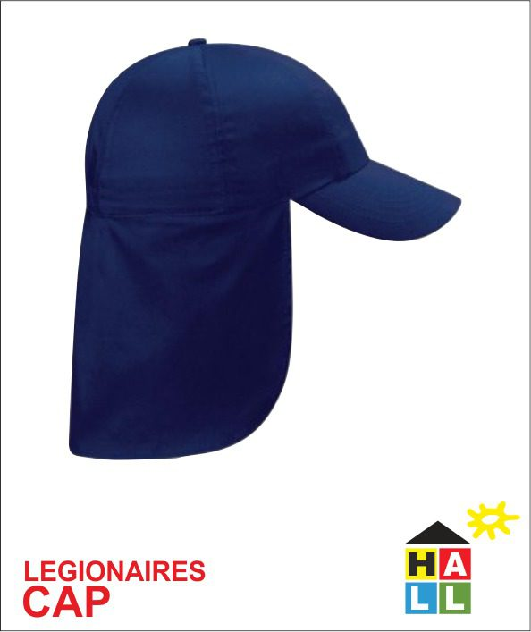 Cap - Royal